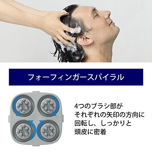 パナソニック頭皮エステ皮脂洗浄タイプシルバーEH-HM79-S
