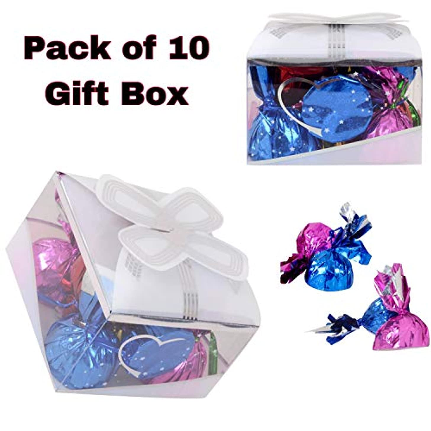 Gift Bags for Chocolate Packing,Coin Box,Candy Bag,Party Treat Bags,Goodie Bags,Chocolate Transparent Box,Party Favour Bag Wedding Box,Baby Shower Box,Jewellery Box,Bakery Boxes AHPB033