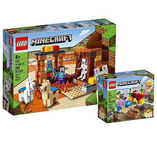 Lego Set Lego Minecraft 21167 - Juego de mesa (21164)