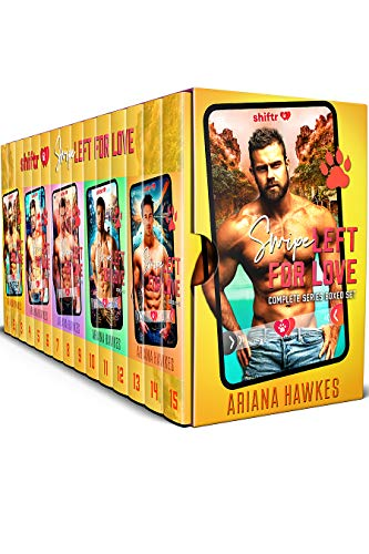 Shiftr: Swipe Left for Love (Complete Series Boxed Set): Shifter Dating App Romances: Volumes 1-5 (English Edition)