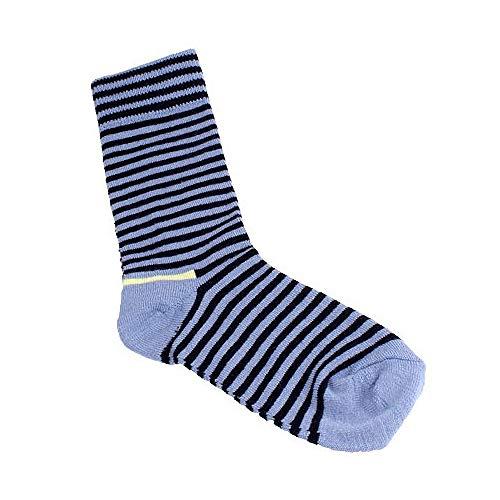 Timberland Damen Socken mit Merinowolle, gestreift (M) (Blau)