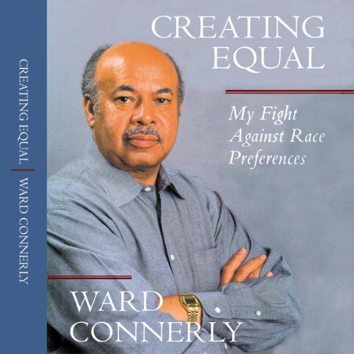 Creating Equal audiobook cover art