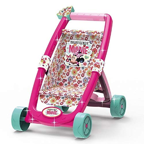 Minnie Mouse Sambro, Mi Primer Carrito (B-8446), Multicolor 1