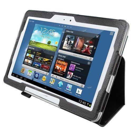 Colorfone Premium Business PRO Case/Custodia per Samsung Galaxy Note 10.1 Ed.2014 P6000 / P6050, Galaxy TabPro T520N Nero