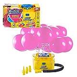 X-Shot - Hinchador eléctrico con 16 globos de fiesta autosellantes Bunch O Balloons...