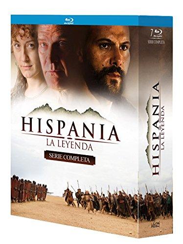 Hispania. La Leyenda - Serie Completa Blu-ray
