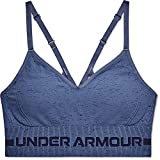 Under Armour Brassière Femme Sport Seamless Low Long Heather