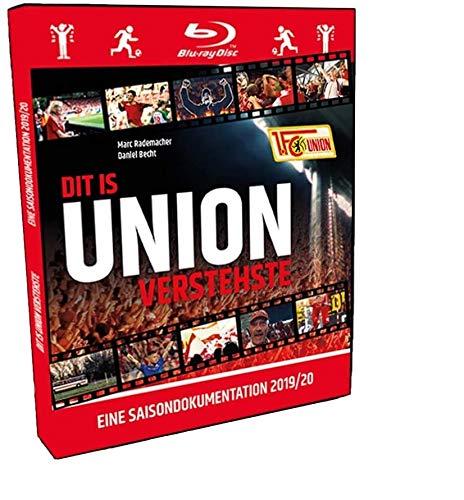 1. FC UNION Berlin Saisondoku 2019/2020 (Blu-Ray)