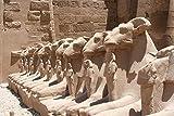 SHILIHOME Egipto Templo De Luxor Paisaje Arquitectónico DIY 5D Pintura De Diamante por Número Kits Únicos Decoración De La Pared del Hogar Cristal Rhinestone Decoración De La Pared Punto De Cruz