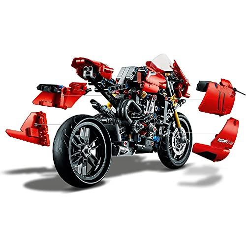 LEGO Technic - Ducati Panigale V4 R (42107)