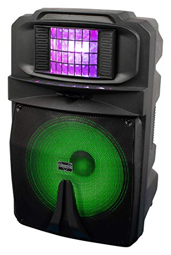 VocoPro Portable Powered All-in-One System A-B Box, USB (KARAOKETHUND1500)