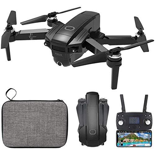 MRSDBTL Drone FPV Plegable con cámara 4K (16MP) UHD para Adultos, Motor sin escobillas, transmisión WiFi 5G, posicionamiento de Flujo óptico 1080p, Tiempo de Vuelo de 20 Minutos