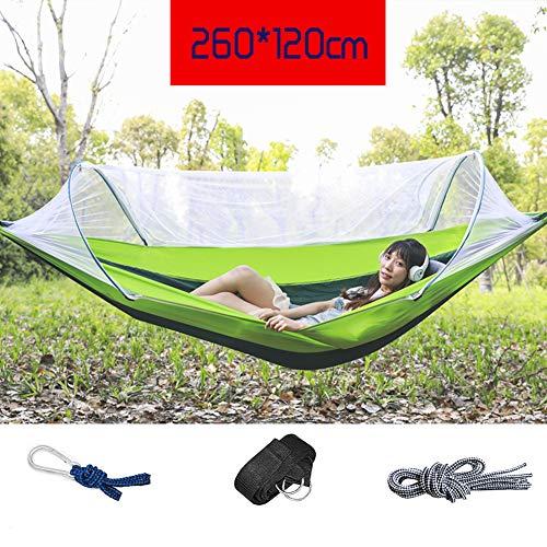 HUHD Moskitonetz Für Hängematte, Lightweight Portable Ripstop Nylon Insekt-kostenloser Camping Backpacking & Survival Outdoor Zelt-w 220x120cm(87x47inch) 220x120cm(87x47inch)