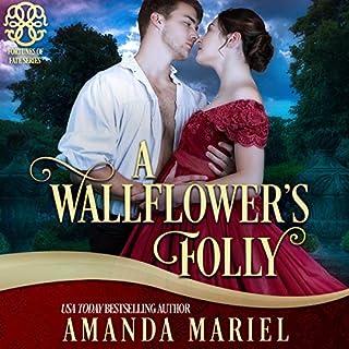 A Wallflower's Folly cover art