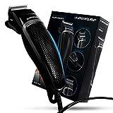Dunlop Haarschneidemaschine Barttrimmer Haarschneider Trimmer - Extra einfach Haare schneiden - für...