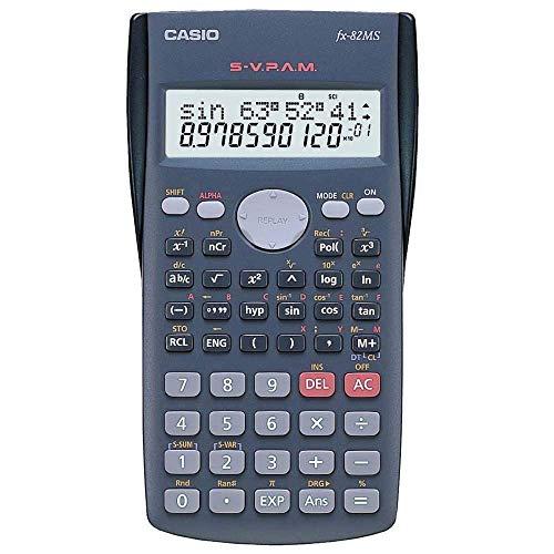 Calculadora Científica 240 Funções, Casio, FX-82MS