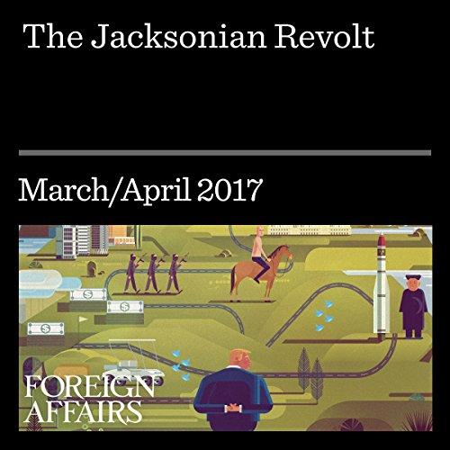 『The Jacksonian Revolt』のカバーアート