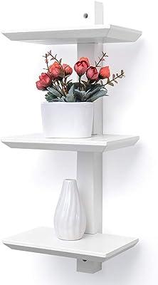 Cxjff Estantería de Flores para Dormitorio, estantería de ...