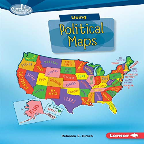 Using Political Maps cover art