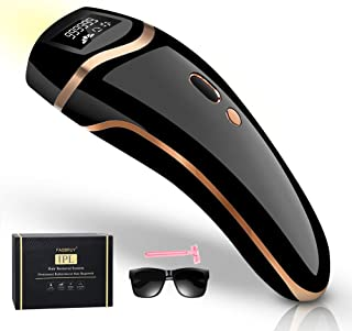 Fasbruy IPL Hair Removal Permanent Painless Laser Hair Remover Device for Women and Man Upgrade to 999,999 Flashes for Fac...