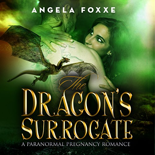 The Dragon's Surrogate audiobook cover art
