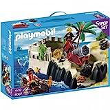 Playmobil 4007 Super Set Pirates Cove