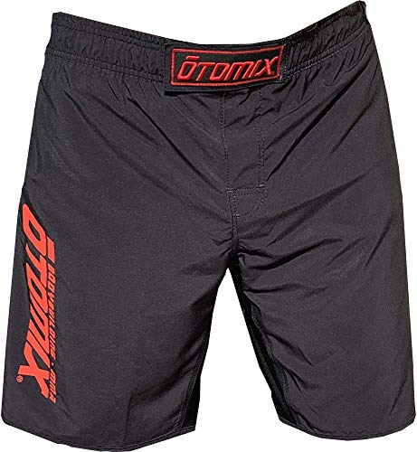 Otomix MMA Fighting Board Shorts (M) Black