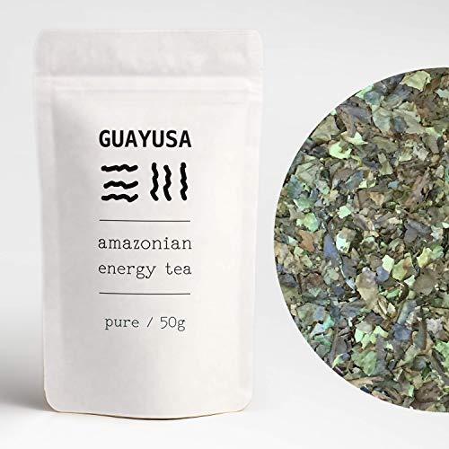 Guayusa Energy Tea - Pur - 50g grob gebrochen