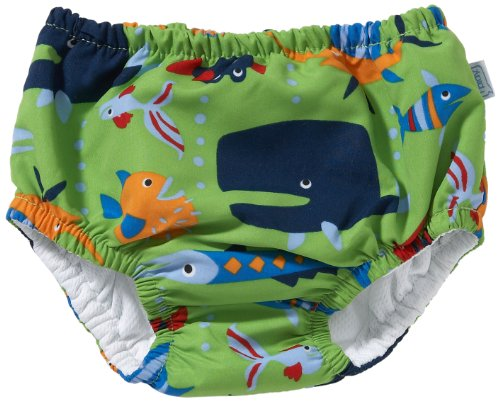Iplay Baby - Jungen Schwimmbekleidung IP721152-950-OG, Gr. 74, Mehrfarbig (green)