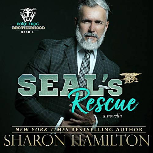 SEAL's Rescue audiobook cover art