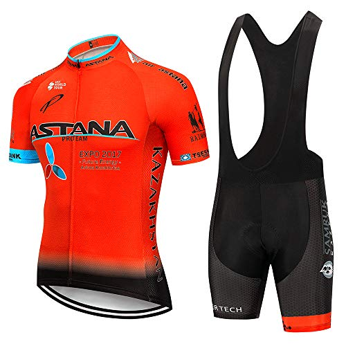 Maillot Ciclismo Hombre Verano Ropa MTB + Pantalones