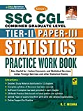 Kiran SSC CGL Tier 2 Paper 3 Statistics Practice Work Book (English)(3003)