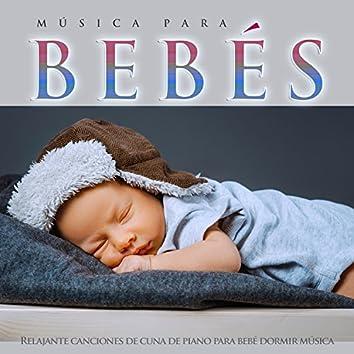 Música para bebés: Relajante canciones de cuna de piano para bebé dormir música
