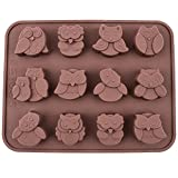 gufi Selecto Bake–Stampo in silicone Chocolate Mold Ice Jelly