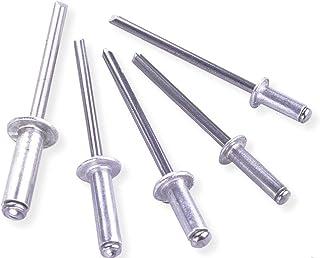 Rebite Aluminio - Cartela Bemfixa 4.0 X 10 Mm