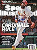 Jason Heyward Signed St Louis Cardinals Sports Illustrated 8/24/2015 Lojo