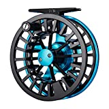 Piscifun Aoka Fly Fishing Reels with Cork Disc...
