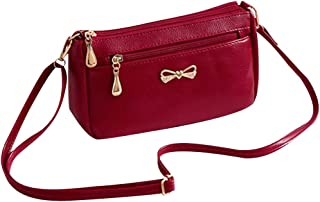 Fanspack Womens Satchel Bag Creative Elegant Crossbody Bag Mini Coin Purse Shoulder Bag