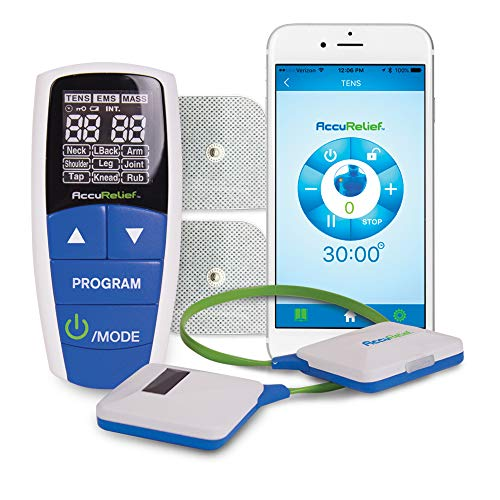 AccuRelief Wireless Tens and EMS Unit