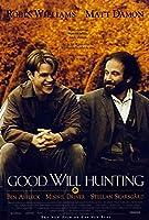Good Will Huntingポスター映画27x 40インチ–69cm x 102cm ( 1997)