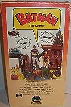Adam West Batman The Movie - VHS Tape