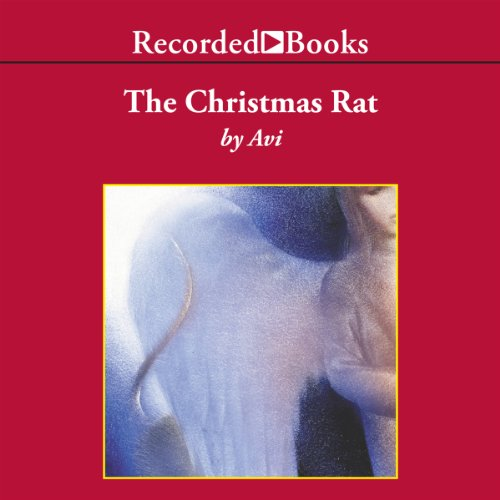 The Christmas Rat audiobook cover art