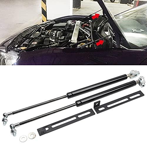 LLKLKL Resortes de Gas para capó, Soportes de Elevación de Gas para Capó Compatible con Subaru BRZ/TO-YOTA 86 GT86 2012-2017