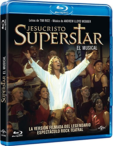 Jesucristo Superstar [Blu-ray]