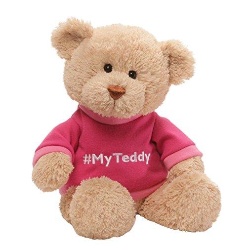 GUND 4059087My Teddy pink weich Spielzeug