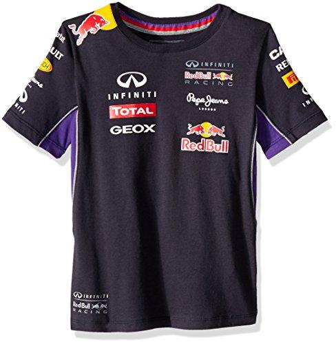 Red Bull - Camiseta de manga corta - para niño, color Azul - azul, tamaño 116 cm
