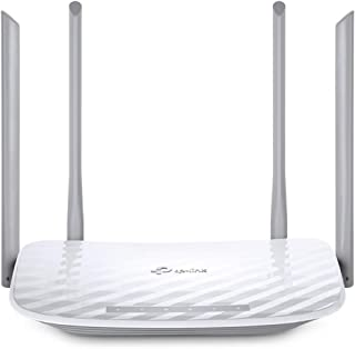 TP-Link Archer C50 V4, Roteador Wireless Dual Band AC1200 com 4 antenas, Branco