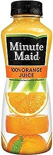 Minute Maid Orange Juice 12 oz Plastic Bottles - Pack of 24
