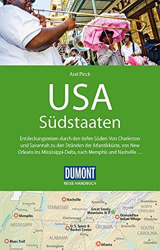 DuMont Reise-Handbuch Reiseführer USA, Südstaaten: mit Extra-Reisekarte