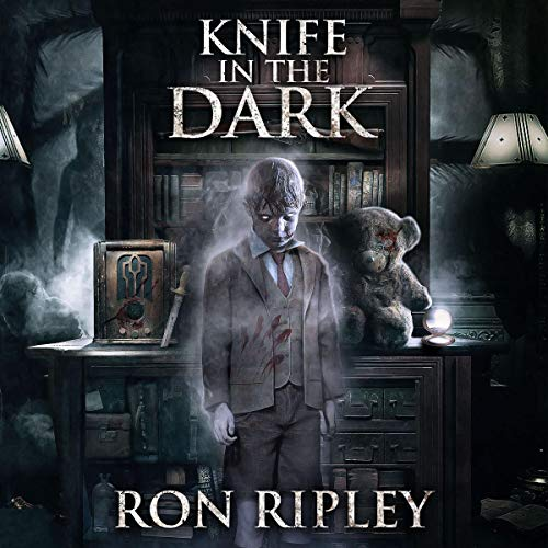 Knife in the Dark Audiobook By Ron Ripley cover art
